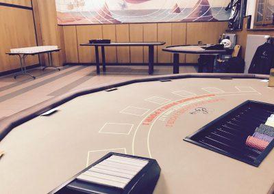 Challenge Black Jack, Roulette et Poker pour une soirée associative